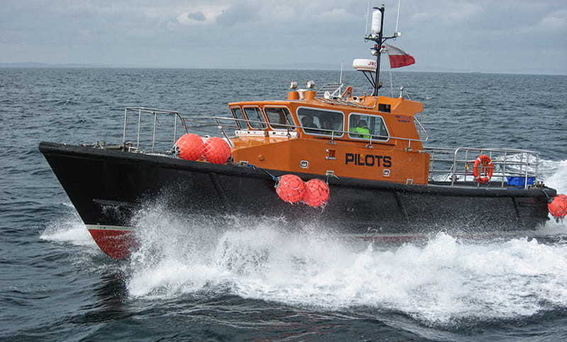 about- redwise - dcp - deep sea pilots - pilotboat